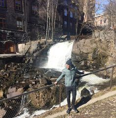 Spring time in Oslo Photo from @ ericziskin Helly Hansen, Oslo, The Office, Niagara Falls, Spring Time, Adventure, Nature, Travel, Life