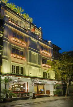 Hanoi La Siesta Hotel & Spa in Hanoi, Vietnam, the #4 hotel in the world