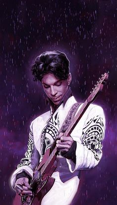 Commemorative cover portrait of Legendary musician Prince Rogers Nelson after his untimely passing. For The Star Tribune Purple Reign Sheila E, Mavis Staples, Madonna, Minnesota, Rap, Prince Images, The Artist Prince, Prince Purple Rain, Dearly Beloved