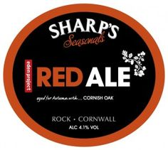 Sharp's - Red Ale - 4.3%  25.09.2012
