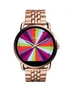 Zegarek Fossil Q FTW2112 - FOSSILQ WANDER Smartwatch