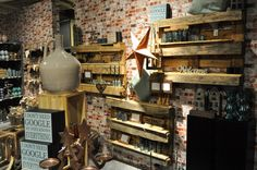 stoere kerst #ChristmasWorld kersthow Intratuin Duiven 2014