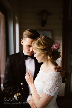 Military Wedding by Karkkolainen
