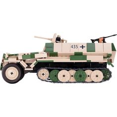 Cobi - Small Army SD.KFZ. 251/10 Ausf. C - Multi Colored