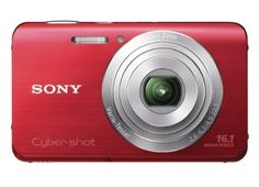 Sony Cyber-shot DSC-W650 16.1 MP Digital Camera with 5x Optical Zoom and 3.0-Inch LCD (Red) (2012 Model) - For Sale Check more at http://shipperscentral.com/wp/product/sony-cyber-shot-dsc-w650-16-1-mp-digital-camera-with-5x-optical-zoom-and-3-0-inch-lcd-red-2012-model-for-sale/