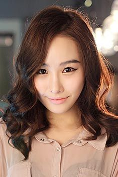 21 Best Digital Perm Shoulder Length Hair Images Shoulder Length Hair Short Haircuts Hair Best In 2020 Digital Perm Permed Hairstyles Digital Perm Before And After