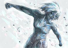 Female Titan Rampage by ronri.deviantart.com on @deviantART