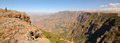 L'impressionnante vallée du Rift  en Ethiopie !