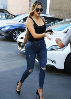 158 Best Khloe In High Heels Images Beautiful Women Kardashian