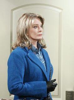Marlena grows suspicious of Nicole. #DAYS