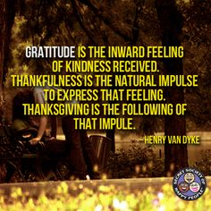 Project #Thankful, Gratitude, Blessed