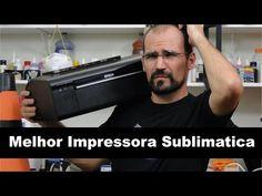 Impressora Epson L365, Epson L375 e Epson L220 - Modelos recomendados para Sublimação. - YouTube