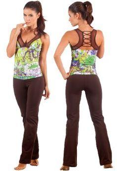 Protokolo 1569 Britt Set Women Workout Clothing Gym | NelaSportswear | Women's fitness activewear workout clothes exercise clothing