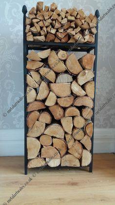 Image Result For Metal Log Holder | Welding | Pinterest | Log Holder, Wood  Rack And Woods
