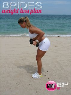 #WeightLoss Plan for #BRIDES to lose weight & get toned. Great Wedding Workout & Diet