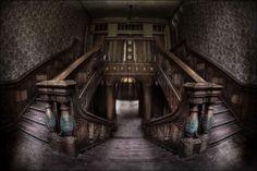 haunted abandoned places