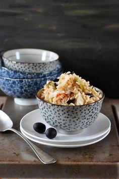 Anja's Food 4 Thought: Arroz de Bacalhau (Rice with Portuguese - honest Portuguese home fare