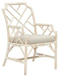 Francis Armchair, Cream