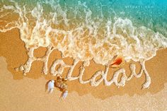 Learn how to create realistic sea foam text effect and how to apply sea/ocean foam pattern to the text shape on the beach sand #texteffect #seafoam #wave #beach #summer #sand #ocean #photoshop