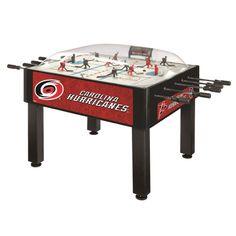Carolina Hurricanes Dome Hockey Game Table