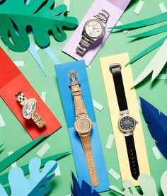 Summer Watches | Victoria Ling | things | Pinterest