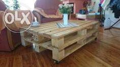Stolik z palet, meble, ława , eco- produkt,epal
