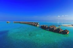 Hotel Vessaru In The Maldives