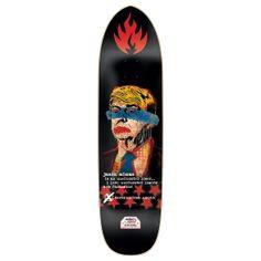 Black Label Skateboards <br> Black Label Jason Adams Trumped Deck…