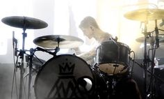 Andy Hurley fob drummer