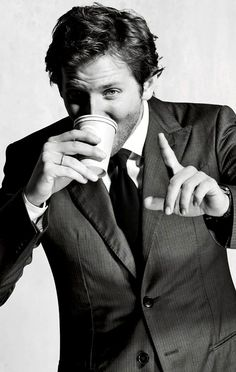Coffee Bradley Cooper style