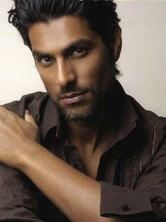 Moose Ali Khan, model/musician/acupuncturist/yoga instructor, etc. b. in London of Indian parents