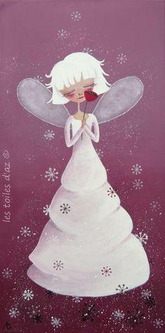 L'ange+blanc+by+lestoilesdaz.deviantart.com+on+@deviantART