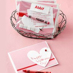 Express your affection by making your own gifts this Valentine's Day. We have creative homemade Valentine gift ideas for him and her -- DIY photo projects, home decor, and food gifts -- that are sure to show any loved one how