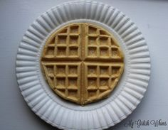 How to Make a One Carb Waffle - My Girlish Whims