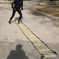 Adding on to come work, agility drills are great and easy to do at home! Soccer Footwork Drills, Soccer Practice Drills, Football Training Drills, Soccer Drills For Kids, Football Workouts, Soccer Skills, Women's Basketball, Kids Soccer, Soccer Games
