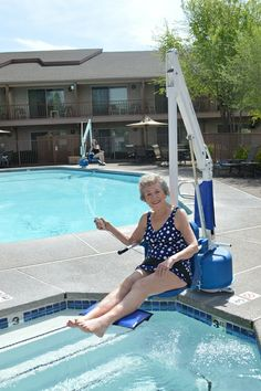 Pool Lifts And New Ada Pool Accessibility Requirements