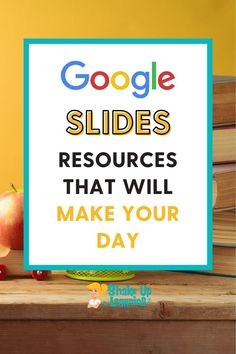 Google Slides is my absolute FAVORITE G Suite tool! It is really the most versatile tool in the Google toolbox. So today, I'm giving you 12 Google Slides Resources That Will Make Your Day! Yes, I'm going to say it. Google Slides is like a Swiss Army Knife for your classroom. It is so much more than a presentation tool. Google Slides can help you transform your classroom assignments, give students room to stretch their creative legs, engage them in new ways, and make the learning more… Free Teaching Resources, Teacher Resources, Mobile Learning, Google Classroom, Toolbox, Swiss Army, Educational Technology, Shake, Presentation