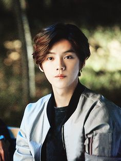 Ever since he left exo his look changed. I like his look either way but he looks…