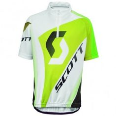 Scott Race JR Short Sleeve Shirt