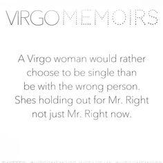 Virgo women