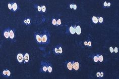 Frabric for a dress for my daughters.  hana hane: textile | minä perhonen