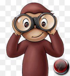 Jungle Cartoon, Cartoon Monkey, Cartoon Clip, Person Cartoon, Curious George Birthday, Monkey Birthday, Kids Background, Boss Baby, Christmas Drawing