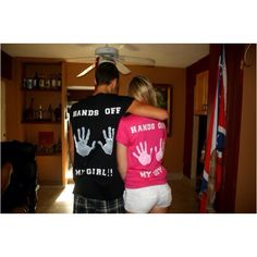 Cute couples t-shirt (: