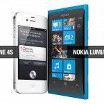 iPhone 4S vs. Nokia Lumia 800 - Tried, Tested And Compared