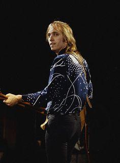Tom Petty.