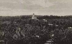 Panorama richting de Vrijenberg