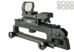 Ar15 M4 Detachable Carry Handle Mount with 4 Reticle Red Green Reflex Sight by COI. $69.95. see-thru carry handle mount. lithum batteries included. 4 reticle tactical red/green reflex sight Brand Name: CoiTAC. allen wrench included. Detachable carry handle mount. GREAT COMBO FOR YOUR AR15/M4 FLAT TOP .223 RIFLE. THIS COMBO INCLUDE ONE DETACHABLE CARRY HANDLE MOUNT. PICATINNY STYLE CARRY HANDLE MOUNT WITH BOLT, AND 4 RETICLE TACTICAL RED/GREEN  REFLEX SIGHT.    Brand Name: C...