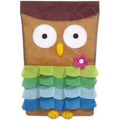 Owl Flag---Pier 1 flag, just $8.18, I want it bad...