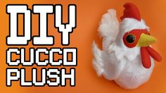 Legend of Zelda: Cucco Plush DIY Tutorial - This series of videos will teach you how to make your own Props, Items and Memorabilia from your favourite games. This DIY project will teach you how to make a Cucco plush, the easily aggravated chickens from the Legend of Zelda series. This Cucco design is based on its appearance in the Hyrule Warriors series and would complete any Link or Linkle costume or cosplay.