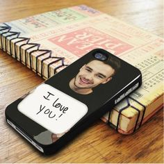 Liam Payne One Direction Singer Boyband iPhone 5|iPhone 5S Case